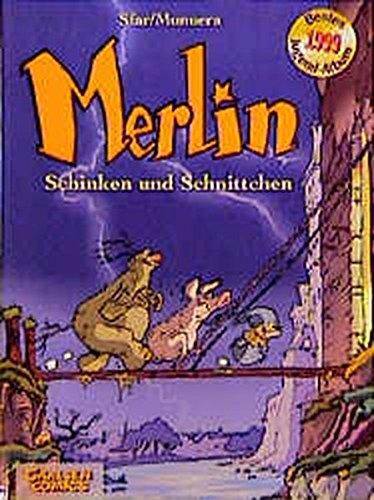 Merlin, Bd.1, Schinken und Schnittchen