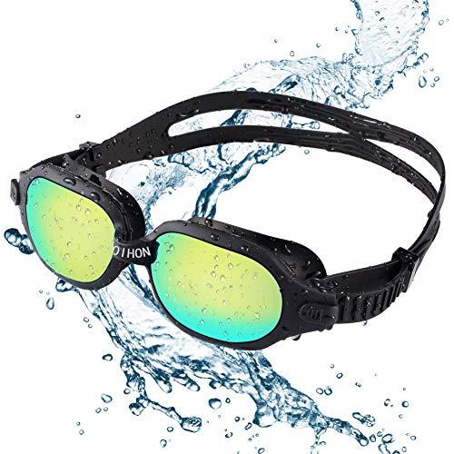YZCX Gafas Natación Antiniebla Gafas Nadar Protección