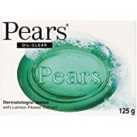Pears Oil Clear Soap (125g) - Pack of 6