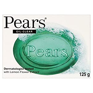 51KMME IfqL. SS300  - Pears Oil Clear Soap (125g) - Pack of 6
