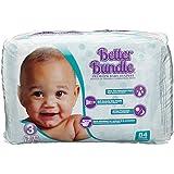 babies best Better Bundle Windeln, Größe 3 (Midi), 7-13 kg, (1 x 168 Windeln)