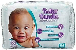 babies best Better Bundle Windeln Gr.3 Midi 7-13 kg, 168 Windeln