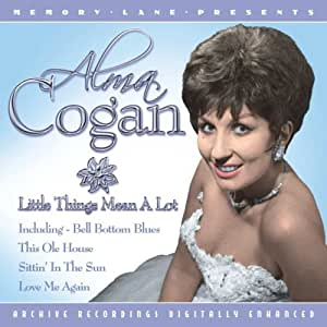 littlethings mean a lot alma cogan musique. Black Bedroom Furniture Sets. Home Design Ideas