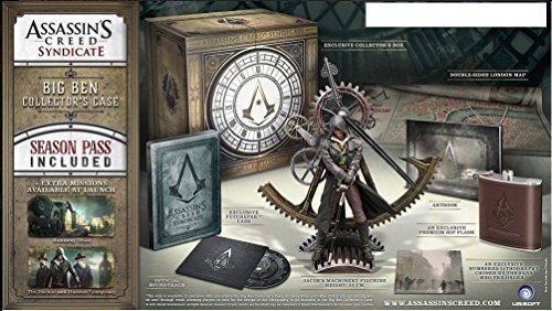 Assassins Creed Syndicate - Big Ben Collectors Edition XBOX ONE UK VERSION
