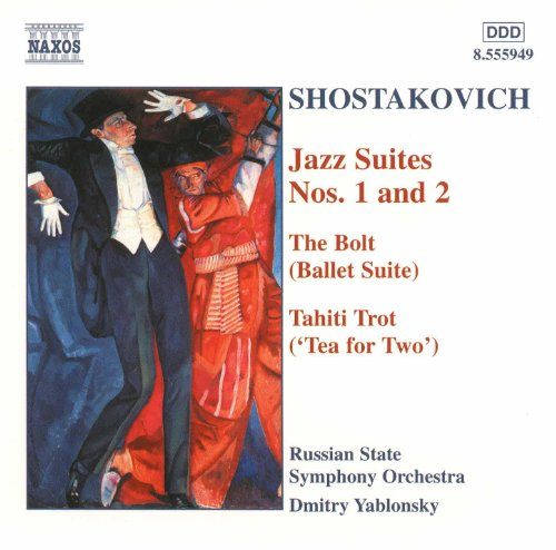 Shostakovich: Jazz Suites Nos....