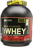 Optimum Nutrition 100% Gold Standard Whey (2.27kg Plus 10% Extra Fill) 2.46kg - Chocolate