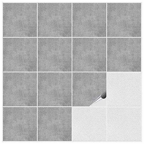 foliesen-2292020-lot-dautocollants-muraux-pour-cuisine-et-salle-de-bains-pvc-dekor-greydi-lot-de-20