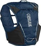 CamelBak Unisex- Erwachsene Ultra Pro Vest Trinkweste, Gibraltar Navy/Silver, XS