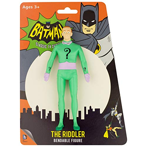 The Riddler Classic TV Bendable Figurine