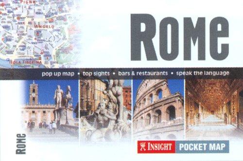 Rome Insight Pocket Map