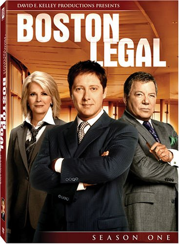 Click for larger image of Boston Legal: Season 1 [DVD] [2005] [Region 1] [US Import] [NTSC]