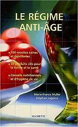 Régime anti-âge