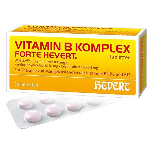 Vitamin B Komplex forte H 50 stk -