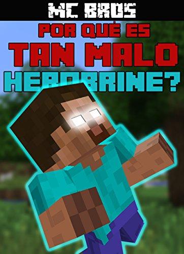 Why Is Herobrine So EVIL?: a Minecraft Comic por MC Bros