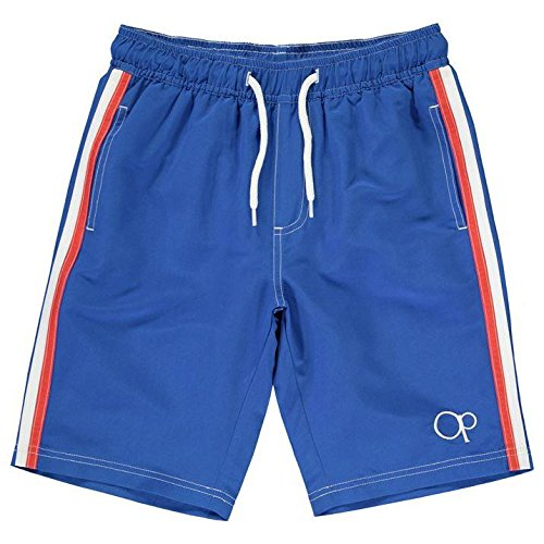 ocean-pacific-badeshort-jungen-short-kinder-badehose-bermudashorts-schwimmen-blau-royal-152-158