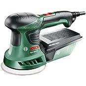 Bosch DIY PEX 300AE Elektro-Exzenterschleifer inkl. Koffer (06033A3000)