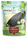 Food to Live OGM mirtilli biologici certificati secchi 1.8 kg