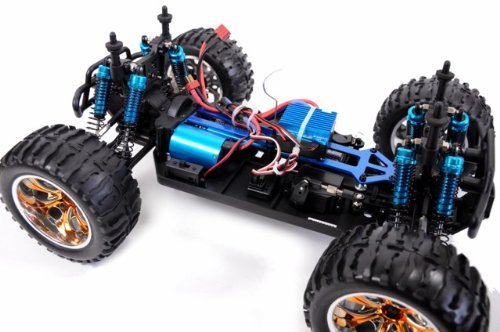 Amewi Monstertruck Torche Pro - 9