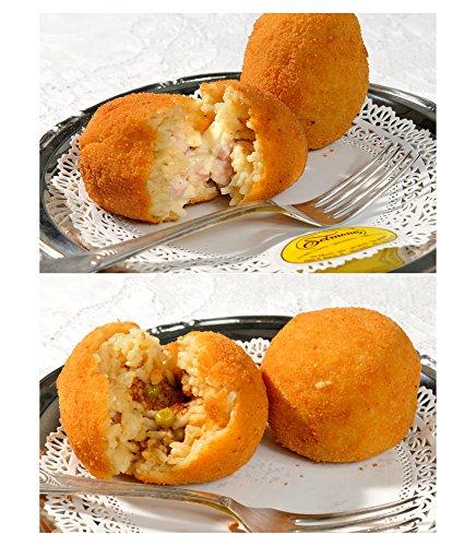 16 Variety Arancini - Rice Balls - 24h Shipping from Italy