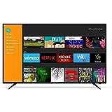 CloudWalker 127 cm (50 inches) 4K Ready 50SFX2 Full HD Smart LED TV (Black)