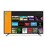 #6: CloudWalker 127 cm (50 inches) 4K Ready 50SFX2 Full HD Smart LED TV (Black)