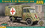ACE 72524 - Modellbausatz AHN French 3.5t Medical Van