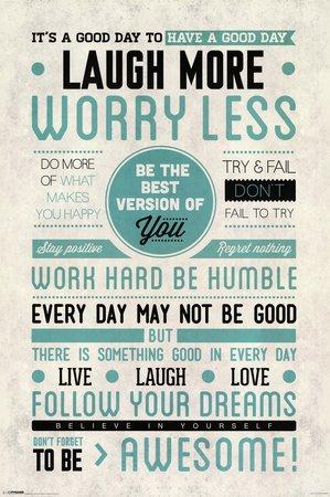 poster-laugh-more-worry-less-sonrie-mas-preocupate-menos-61cm-x-915cm
