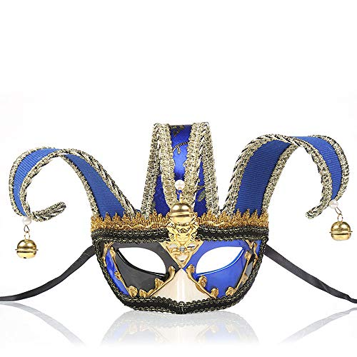 YCWY Máscara Veneciana