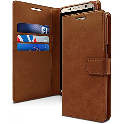 Accessories Innovator Leather Flip Wallet Style Case Cover Only for Samsung Galaxy...