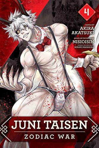 Juni Taisen: Zodiac War, Vol. 4 (Juni Taisen: Zodiac War (manga), Band 4)