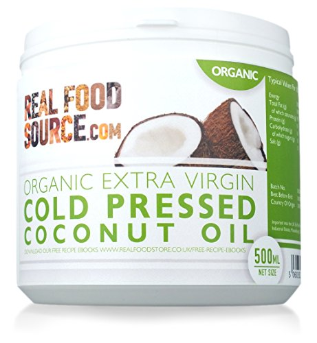 realfoodsource-certified-organic-extra-virgin-cold-pressed-coconut-oil-500ml-460g-tub