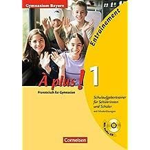 À plus! Ausgabe 2004. Band 1. Klassenarbeitstrainer mit CD und Musterlösungen. Bayern: Für Bayern
