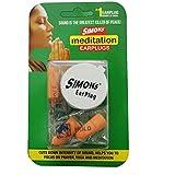 Simon's Meditation Earplug - 5 Pairs Foam