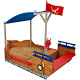 KidKraft 00128 - Arenero barco pirata