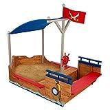 KidKraft Piratenschiff Sandkasten