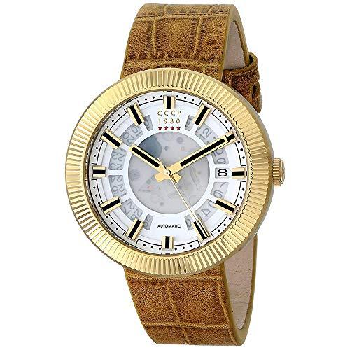 CCCP MONINO Leather Watch - CP-7025-04