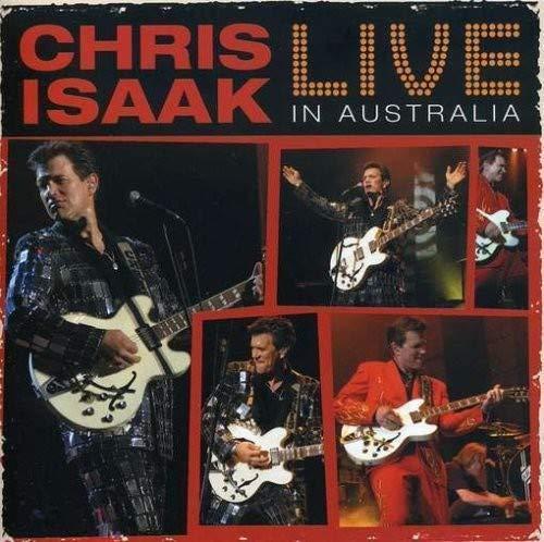 Live in Australia (Chris Isaak-cd)