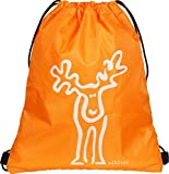 Elkline Büdel Gym Bag orange-White 2018 Tasche