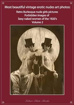 Most Beautiful Nudes Vintage Erotica