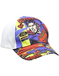 DC Comics Boy's Superman Cap