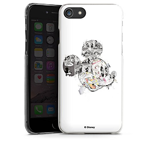 Apple iPhone SE Hülle Case Handyhülle Disney Mickey Mouse Merchandise Geschenke Hard Case transparent