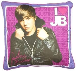 "Justin Bieber ""Fever"" Printed Mädchen Cushion"
