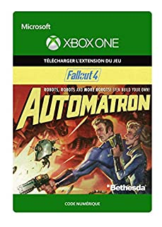 Fallout 4: Automatron [Extension du Jeu] [Xbox One - Code jeu à télécharger] (B01G4IXLGQ) | Amazon price tracker / tracking, Amazon price history charts, Amazon price watches, Amazon price drop alerts