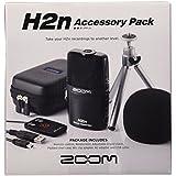 Zoom 307687 - Kit de accesorios para grabador de sonido digital, color negro