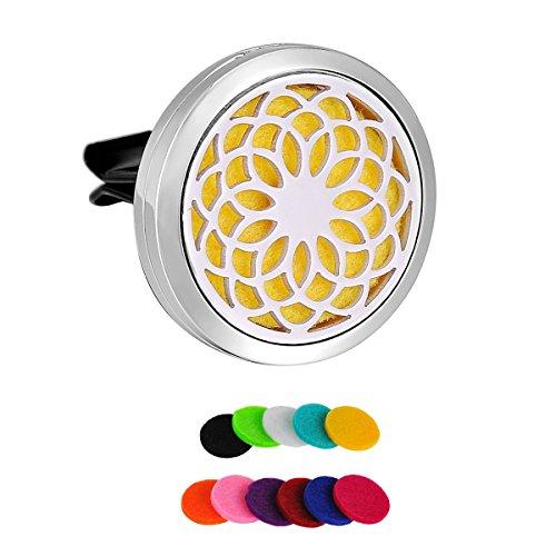 hooami-stainless-steel-chrysanthemum-flower-car-air-freshener-aromatherapy-essential-oil-diffuser-ve