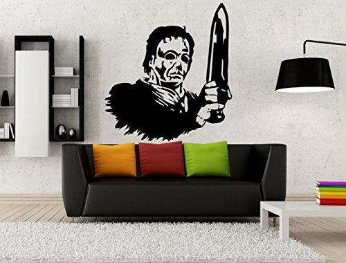 wall-sticker-with-knife-michael-myers-vinyl-black-x-large