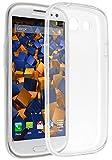 mumbi UltraSlim Hülle für Samsung Galaxy S3/S3 Neo Schutzhülle transparent (Ultra Slim - 0.55 mm)