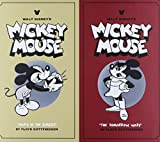 Walt Disney's Mickey Mouse Vols. 7 & 8 Gift Box Set (Walt Disney's Mickey Mouse Classic Collection)