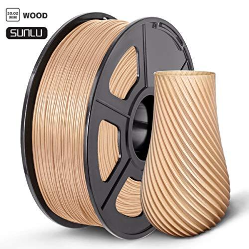 SUNLU WOOD Filamento