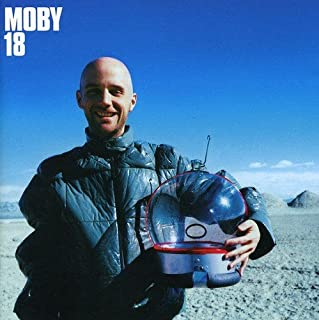 18 by Moby (B000063JBY) | Amazon Products